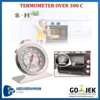 Termometer Pengukur Suhu Oven Analog Thermometer Makanan Kue 300 C