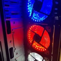 PROMO Fan Casing Paradox 12cm - 33 LED On Frame