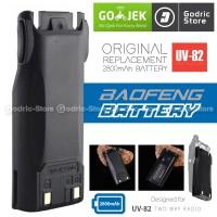 Baofeng UV-82 Spare Battery / Baterai Cadangan Original