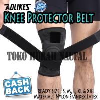 KneePad Knee Support Knee Protector Knee Brace Aolikes Pelindung Lutut