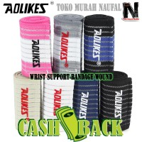 Pergelangan Tangan Wrist Support Bandage Wound Deker Wrist Wrap Aolike