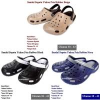 Sandal Sepatu Pria Yukon Rubber Sport