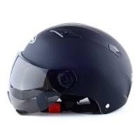 Nuoman Helm Sepeda Skuter Motor Elektrik Half Face - terlaris