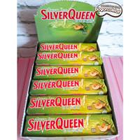 Coklat SilverQueen Greentea 30gr Box