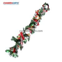 Set Dekorasi Natal Pita - Figurine Vine