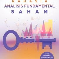 Rahasia Analisis Fundamental Saham  DVD CD