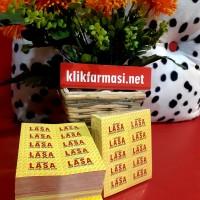 Stiker LASA Resiko Jatuh, Alergi Obat dan HIGH ALERT