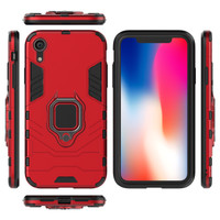 Hardcase Ring Panther Rugged Armor Cover Case Casing HP Vivo Y83 Keren