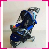 Harga stroller pliko boston royal perlengkapan travelling | antitipu.com