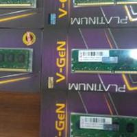 DDR3 8GB PC-12800 V-Gen New For PC