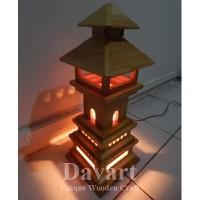 lampu menara kudus mini