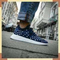9efdf2dbb Adidas Nmd R2 Polkadot Premium Original( sepatu adidas   sepatu
