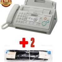 Paket FREE 2 Roll Film Fax Panasonic KX-FP701 / FP 701 ORI GARANSI
