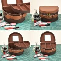 Tas Kosmetik / Beauty Case / Make Up Box / Kotak Kosmetik Pouch
