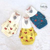 Holly Hoodie | Baju Anjing Kucing Dog Cat Pet Clothing