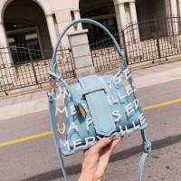 tas selempang slempang kecil wanita mini handbag biru cewek