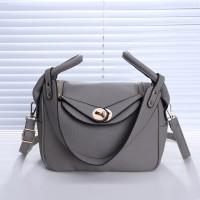 tas abu wanita pergi import fashion selempang shoulder bag cewek