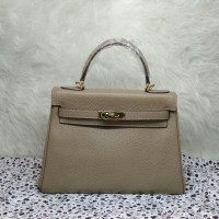 Tas Hermes Kelly 32 Clemence   Epsom Mirror Quality 1   1 Ori Leather 87d0055285