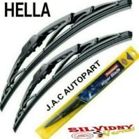 jual Wiper HELLA Blade / Kipas Kaca Mobil uk. 21