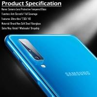 2PC KAMERA SAMSUNG GALAXY A7 2018 A750 TRIPLE CAMERA TEMPERED GLASS 9H