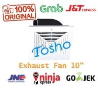 New Sekai Mvf 1091 Exhaust Fan Plafon 10Inch Kipas Hisap Kamar Mandi