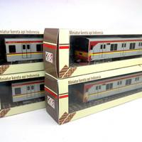 Harga 1 Set Miniatur Kereta Api DaftarHarga.Pw