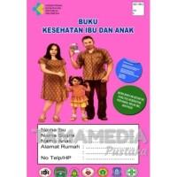 Best Seller Buku Kia Kesehatan Ibu Dan Anak Full Color Ter-Update