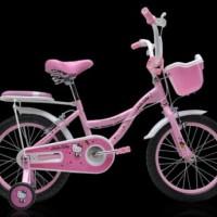 polygon sepeda anak kecil cewek
