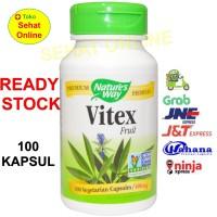 Nature's Way Vitex 100 Kapsul