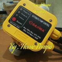 Otomatis pompa air pressure control merk SANWA solusi cetak cetek