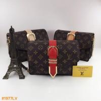 a92dde183e02 Lv belt buckle bag - tas lv buckle bag - tas lv import - ningrumshop