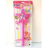 Mainan Anak Perempuan Tongkat Peri Fairy Stick Pink K3311