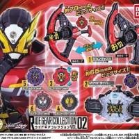 Ride Gear Collection vol. 02 SET of 6 - Kamen Rider Zi-O / Geiz