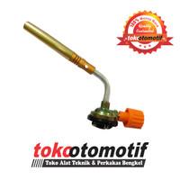 Gas Torch / Kompor Bakar Kuningan Mollar / Torch Flame Gun Berkualitas
