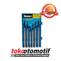 Obeng Jam Set 6 Pcs BT8011 BERENT / 6 Pcs Precision Screwdriver Set
