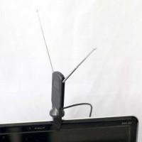 MyGica Mini Antena Indoor TV Digital Plug MCX - Hitam