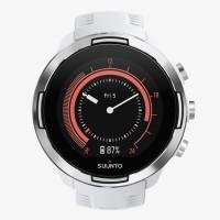 Suunto 9 Baro White SS050021000 jam tangan pria smartwatch original