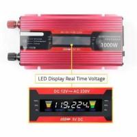 Car Power Inverter DC 12V / 24V to AC 220V 1000W - SDB promo