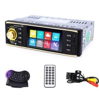 Tape Audio Mobil Bluetooth 4.1 Inch Rear View Camera - 4019B