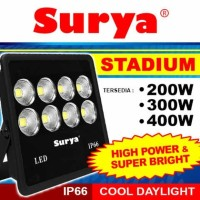 Lampu Jalan High Power LED SURYA STADIUM 200 Watt