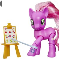 My Little Pony Cheerilee Teaching - Posable Figure