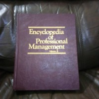 Encyclopedia of professional management