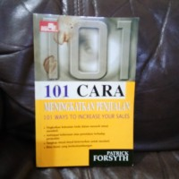 101 cara meningkatkan penjualan