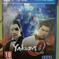 Harga yakuza 0 ps4 reg | Hargalu.com
