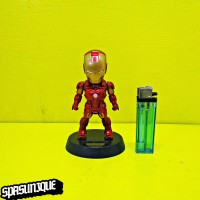 Pajangan Solar Figure Ironman B