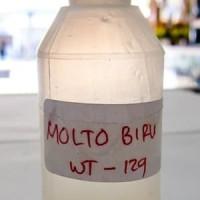 `New Bibit Parfum Pelembut / Softener Molto Biru (100 cc)