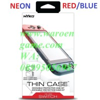 Nyko Thin Case for Nintendo Switch (Thin Crystal Case / Clear Case)