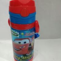 Botol minum anak berkarakter Car,Starwars sama Avengers