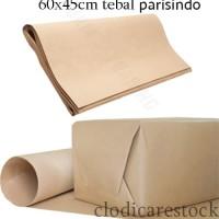 Kertas Coklat Tebal Bungkus Paket Onlineshop