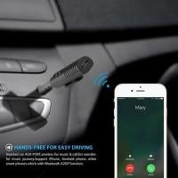 Bluetooth Receiver Audio Mobil Headset Speaker Earphone Wireless